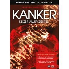 KANKER, KEIZER ALLER ZIEKTES (3DVD) of Kanker: Biografie van een sluipmoordenaar