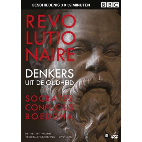 Revolutionaire Denkers uit de Oudheid BBC (2DVD)