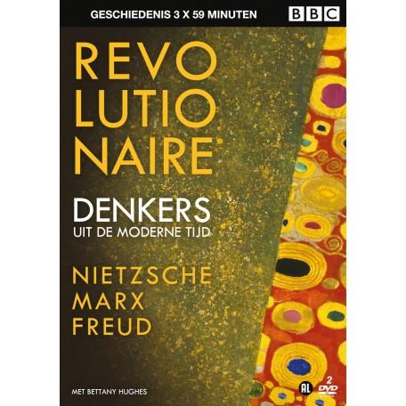Revolutionaire Denkers uit de Moderne Tijd BBC (2DVD)