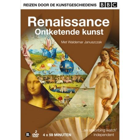 Renaissance Ontketende Kunst BBC (2DVD)