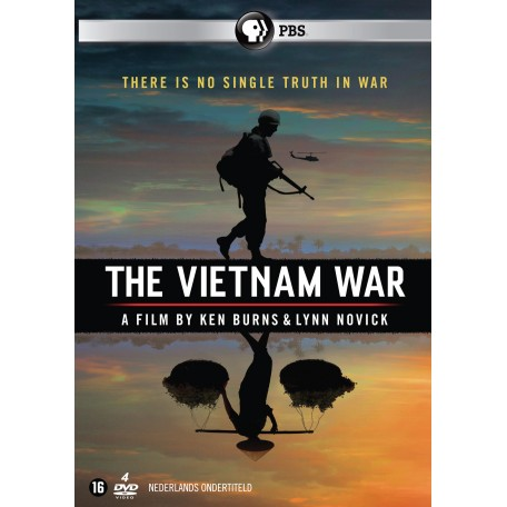 THE VIETNAM WAR - KEN BURNS (4DVD)