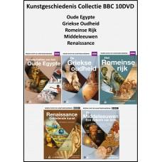 Kunstgeschiedenis BBC 10DVD