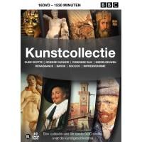 KUNSTCOLLECTIE 16DVD VAN OUDE EGYPTE TOT IMPRESSIONISME