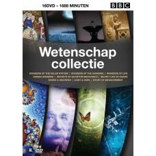 BBC WETENSCHAP COLLECTIE 16DVD
