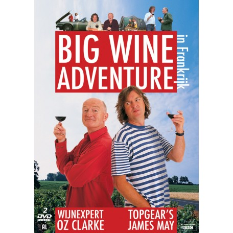 BBC Big Wine Adventure in Frankrijk (2DVD)