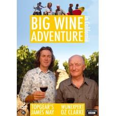 BBC Big Wine Adventure in Californie (2DVD)