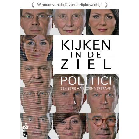 KIJKEN IN DE ZIEL - POLITICI (2DVD)