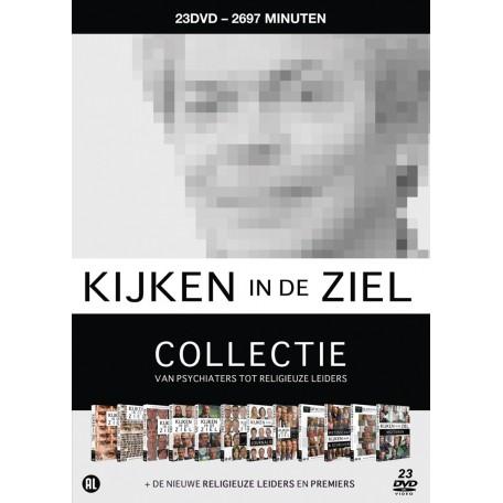 KIJKEN IN DE ZIEL 23DVD COLLECTIE - VAN PSYCHIATERS TOT RELIGIEUZE LEIDERS