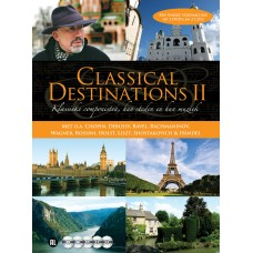 CLASSICAL DESTINATIONS II (3DVD + 2CD)