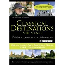 Classical Destinations - Klassieke componisten (6DVD)