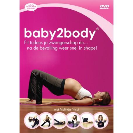 Baby2Body - Fit tijdens en na de zwangerschap (DVD)