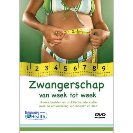 Zwangerschap van week tot week (DVD)