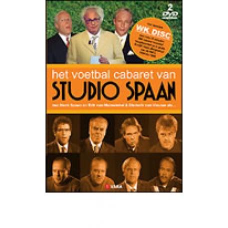 Het Voetbal Cabaret van Studio Spaan (2DVD)