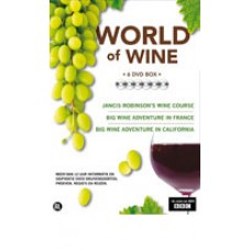 WORLD OF WINE (6DVD BOX)