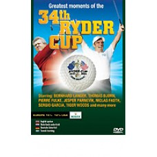 34th Ryder Cup (DVD)