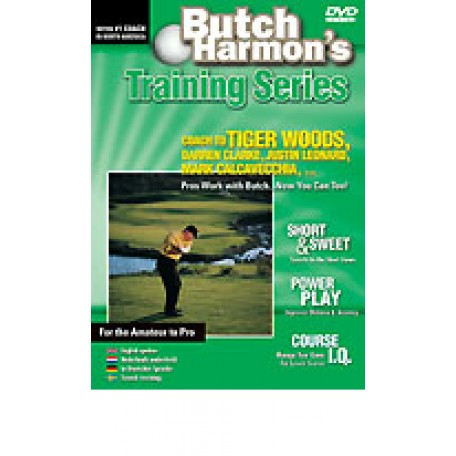 Butch Harmons Training Series (DVD)