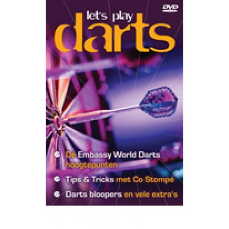 Let's Play Darts (DVD)