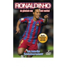 Ronaldinho - de Glimlach van het Voetbal (2DVD)