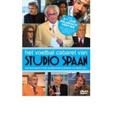 Het Voetbal Cabaret van Studio Spaan (1DVD version)