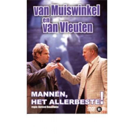 MANNEN HET ALLERBESTE! (DVD)