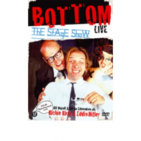BOTTOM LIVE - The Stage Show (DVD)