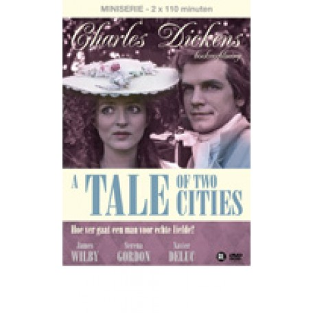 Charles Dickens - A Tale of Two Cities (DVD)