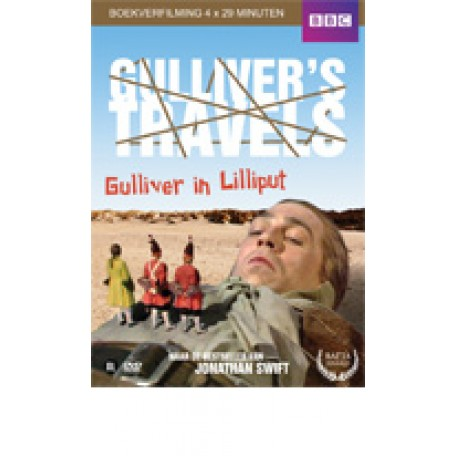 Gullivers Travels - Gulliver in Lilliput BBC (DVD)