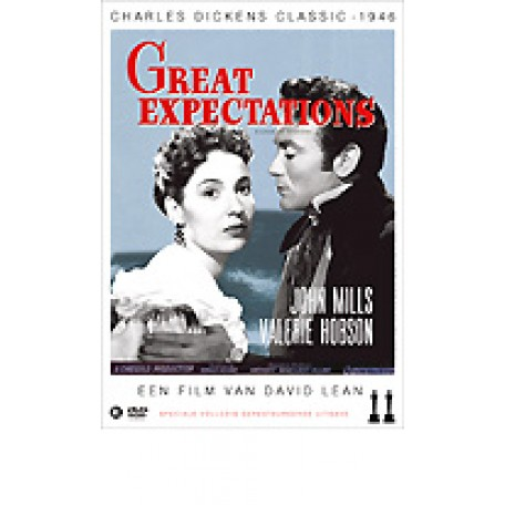 Charles Dickens Classic Great Expectations 1946 (DVD)