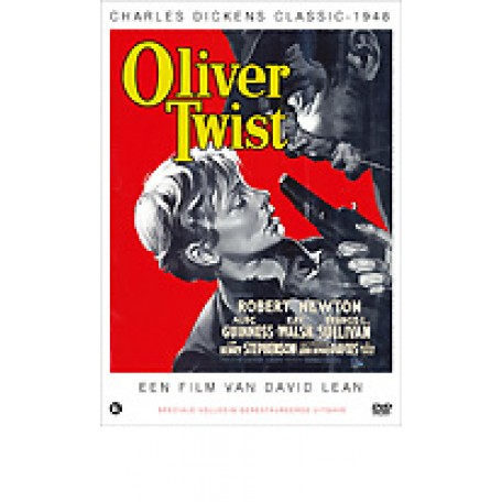 Charles Dickens Classic Oliver Twist 1948 (DVD)