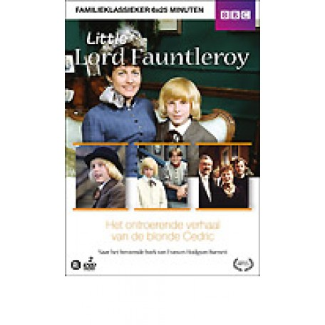 Little Lord Fauntleroy BBC (DVD)