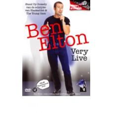 Ben Elton - Very Live (DVD)