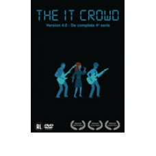 THE IT CROWD 4.0 (DVD)