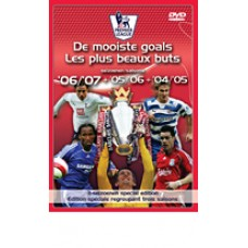 Premier League Mooiste Goals - 3 seizoenen (DVD)