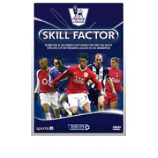 Premier League Skill Factor - Techniektraining (DVD)