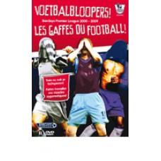 Voetbalbloopers, train nu ook je lachspieren (DVD)