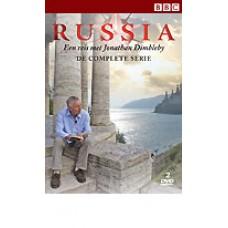 RUSSIA - Een reis met Jonathan Dimbleby (2DVD)