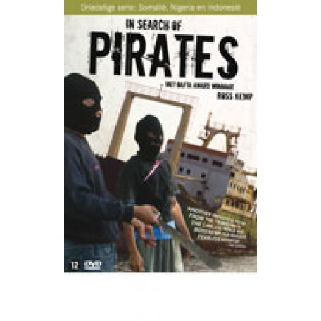 In Search of PIRATES - Met Ross Kemp (DVD)
