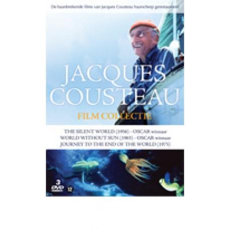 Jacques Cousteau - Filmcollectie (3DVD)