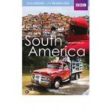 SOUTH AMERICA BBC (2DVD)