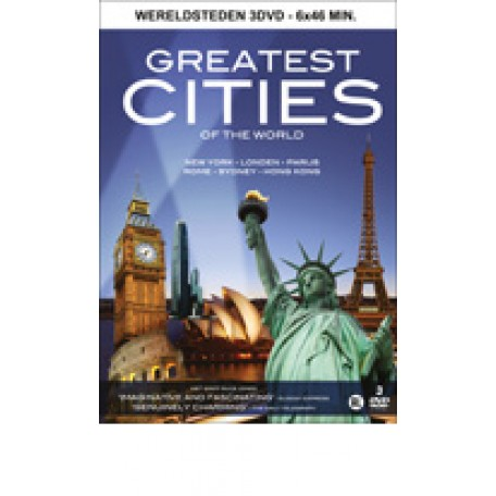 Greatest Cities of the World (3DVD)