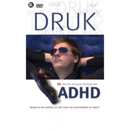 DRUK - Een film over ADHD (DVD)
