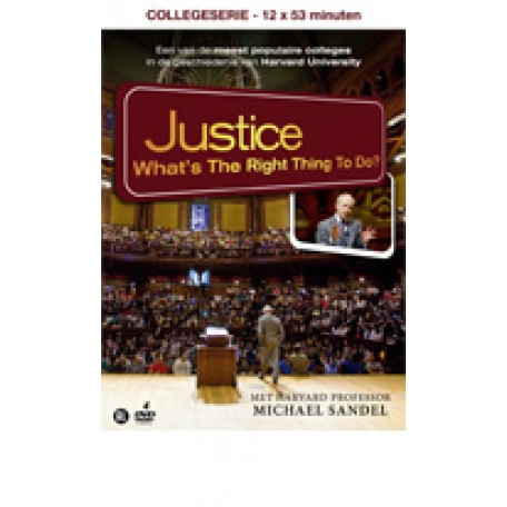 JUSTICE, what is the right thing to do? (4DVD)