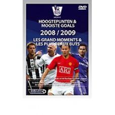 PREMIER LEAGUE SEIZOENSOVERZICHT 2008/2009 (DVD)