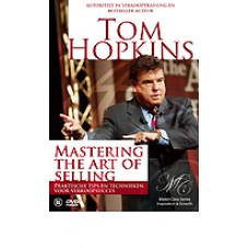 Tom Hopkins - Mastering the art of Selling (DVD)