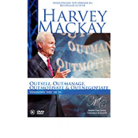 Harvey Mackay - Outsell, Outmanage, Outmotivate, ... (DVD)