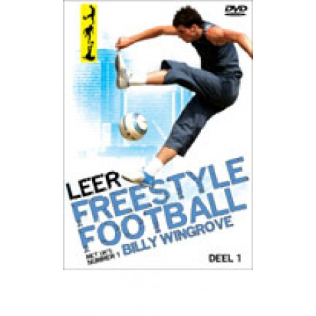 Leer Freestyle Football (DVD)